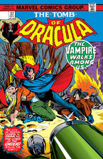 The Tomb of Dracula (Volume 1) Issue 37