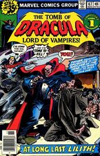 The Tomb of Dracula (Volume 1) Issue 67