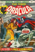 The Tomb of Dracula (Volume 1) Issue 8