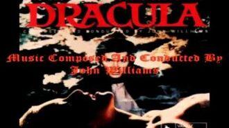 09 The Bat Attack. (Dracula 1979 Soundtrack)