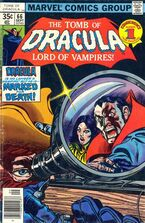 The Tomb of Dracula (Volume 1) Issue 66