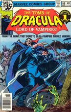 The Tomb of Dracula (Volume 1) Issue 68