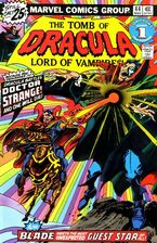 The Tomb of Dracula (Volume 1) Issue 44