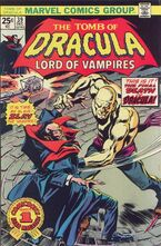 The Tomb of Dracula (Volume 1) Issue 39