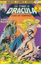 The Tomb of Dracula (Volume 1) Issue 43
