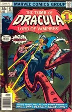 The Tomb of Dracula (Volume 1) Issue 62