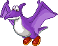 Old Purple Dino adult