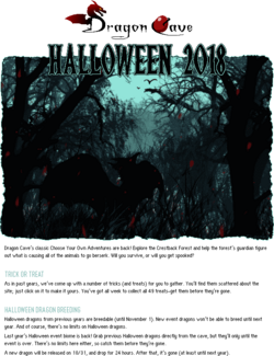 2018-10-25 Halloween 2018 event