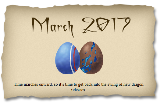 2017-03-19 March 2017 release