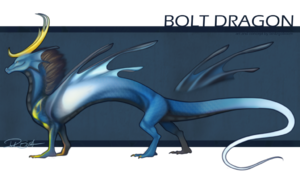 Bolt dragon concept