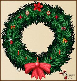 Wreath-Decorating