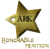 Honorable Mention ARK