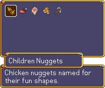 Valkemarian Tales children nuggets