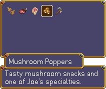 Valkemarian Tales mushroom poppers