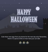 2019-10-31 Halloween release banner