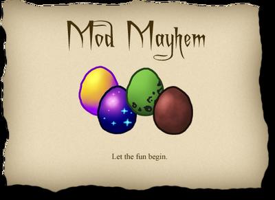 2010-04-10 Mod Mayhem release