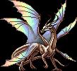 Lunar Herald bronze adult