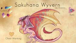Sakuhana Wyvern concept