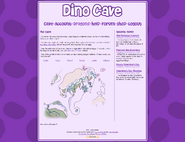 Dragon Cave Dino Cave skin
