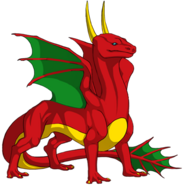 Holly dragon 2014