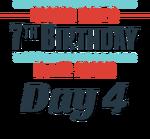 2013-05-25 7th Birthday Day 4