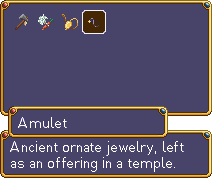 Valkemarian Tales amulet