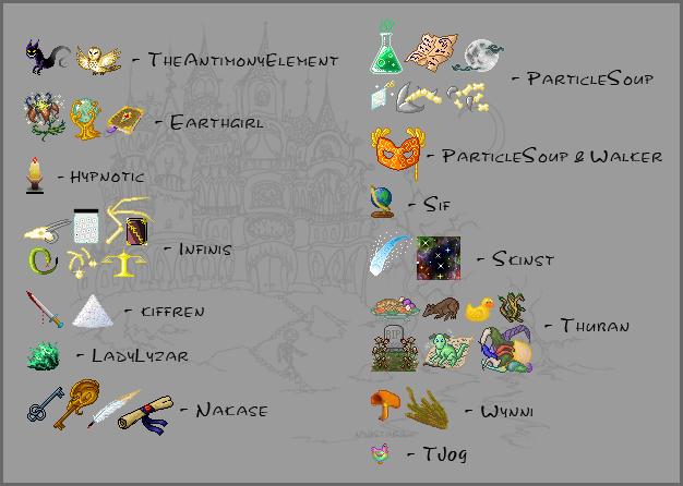 Halloween-2011 Items
