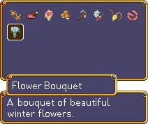 Valkemarian Tales flower bouquet