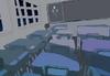 Val19 classroom night