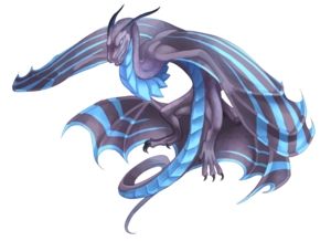 Nhiostrife Wyvern Concept