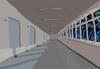 Val19 hallway night
