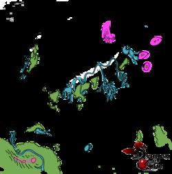 DC Map Volcano