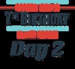 2013-05-23 7th Birthday Day 2