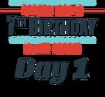 2013-05-22 7th Birthday Day 1