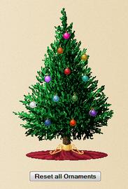Holiday 2010 tree decorating