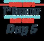 2013-05-26 7th Birthday Day 5