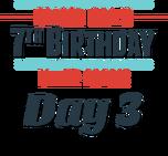 2013-05-24 7th Birthday Day 3