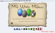 Mid-winter-madness fake-heart-egg