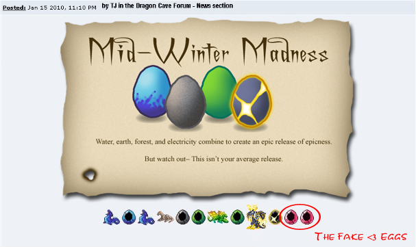 Fake Eggs | Dragon Cave Wiki | FANDOM powered by Wikia
