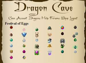 FoE 2014 egg progress