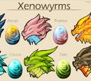 Gaia Xenowyrm