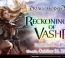 Booster Pack Vol. 5: Reckoning of Vashr