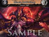 Olivaria, Death's Envoy