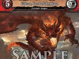 Eldrun, Lord of the Blaze