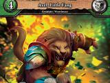 Axel, Little Fang