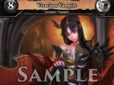 Vivacious Vampire
