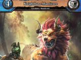 Knightbane Manticore