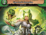 Gaea Lord's Invocation