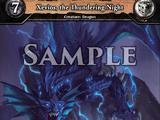 Xevios, the Thundering Night