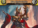 Axion, Herald of Armies